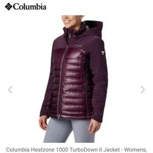 Columbia New Heatzone 1000 TurboDown II Jacket